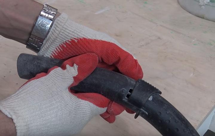 как не спалить бытовой пылесос при интенсивной работе как со строительным