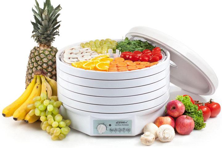 какое число поддонов лучшее для сушилок овощей и фруктов