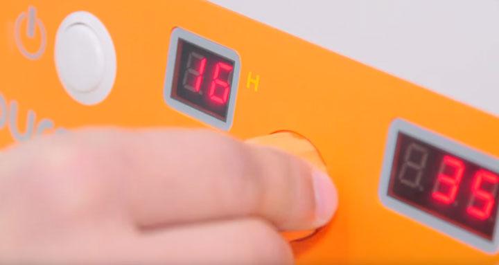 таймер времени отключения электросушилки зачем он нужен