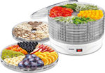Какая сушилка для овощей и фруктов лучше — 5 правил выбора. Рейтинг популярных моделей.