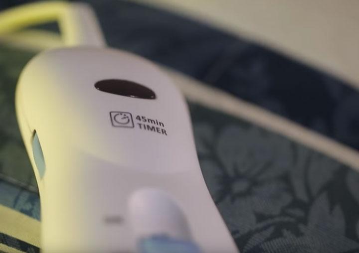 таймер автоматического отключения в переключателе одеяла и простыни с подогревом