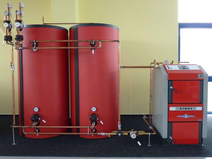 буферная емкость для твердотопливных котлов отопления когда устанавливается