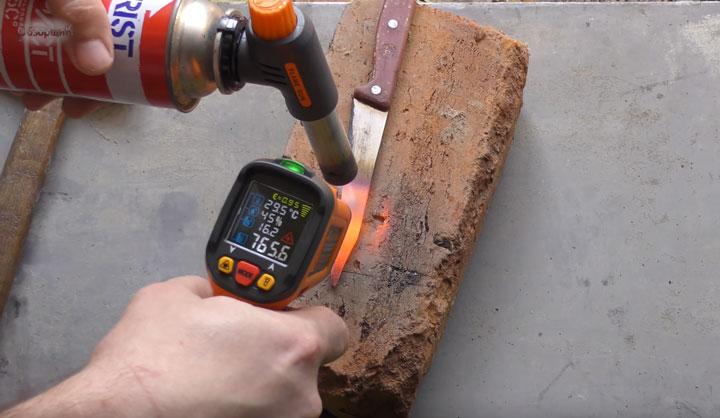 Измерения и применение пирометров