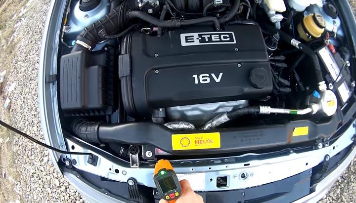 почему греется двигатель автомобиля как проверить пирометром