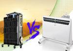 Что лучше — электрический конвектор или масляный радиатор. Сравнение и отличия в эффективности и безопасности.