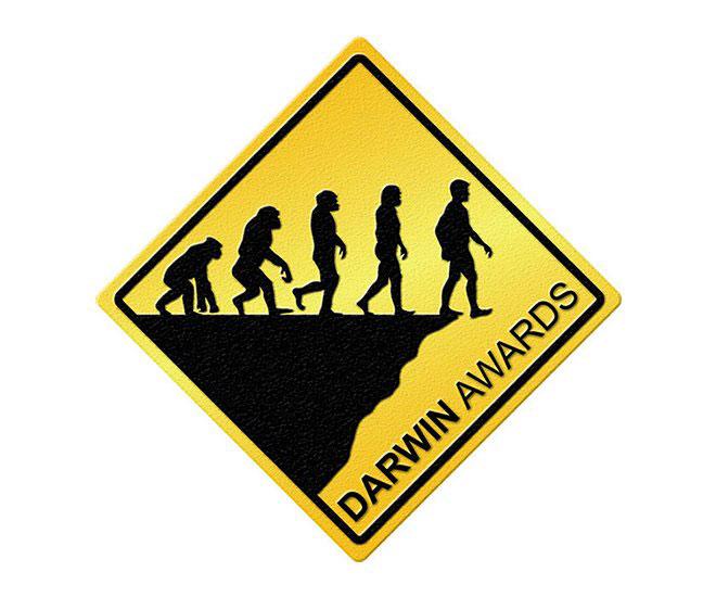 обладатели премии Дарвина