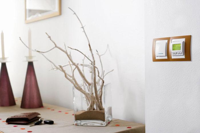 управление климатом и освещением в квартире