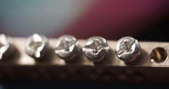 какую отвертку подобрать для винтов на шинках