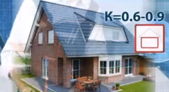 коэффициент для тепловой пушки при прогреве зданий с хорошей теплоизоляцией