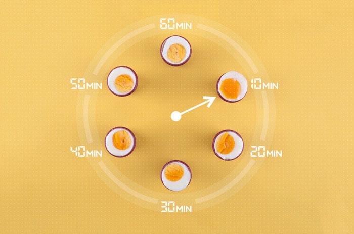 как в термосе сварить яйцо