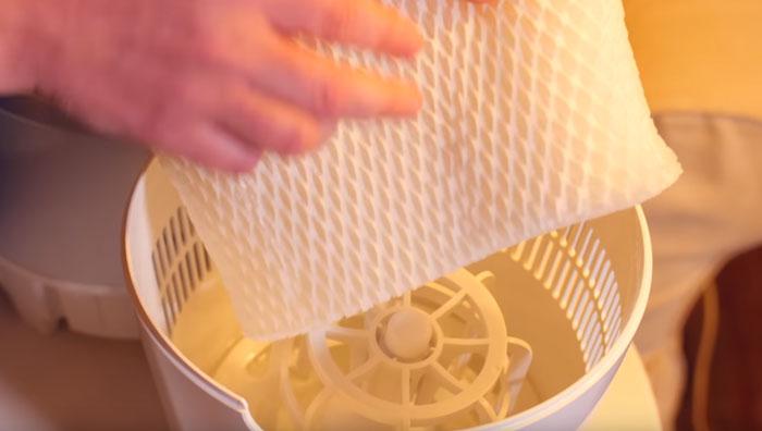 фильтр увлажнителя воздуха Philips