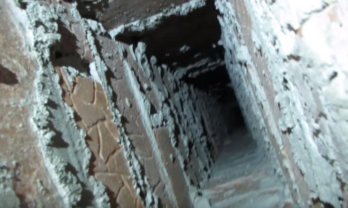 вентиляционная шахта в многоэтажном доме для подключения вытяжки