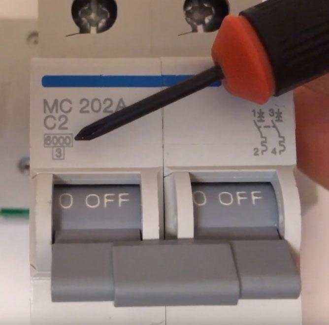 номинальная отключающая спсобность автомата 6000А или 4500А