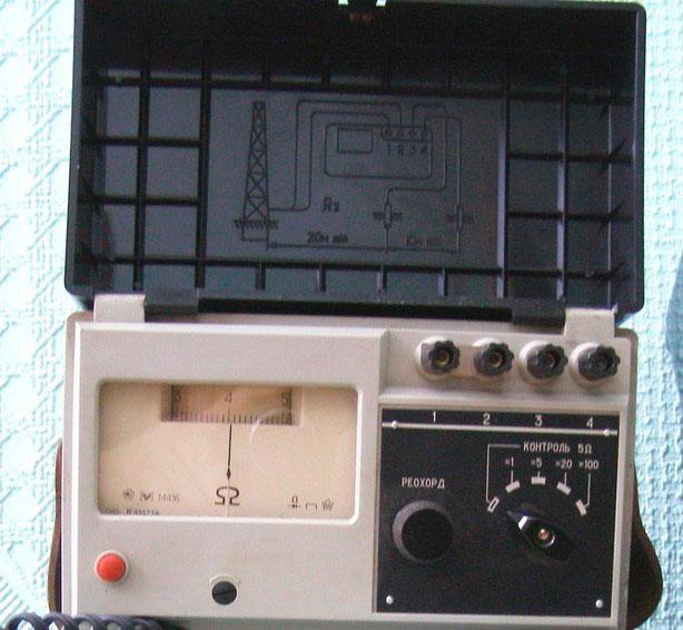 М-416 для замера контура заземления