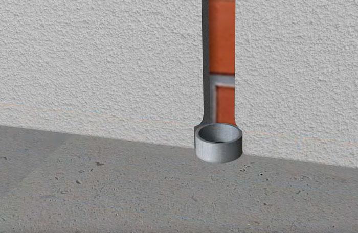 защитная гильза для прокладки кабеля