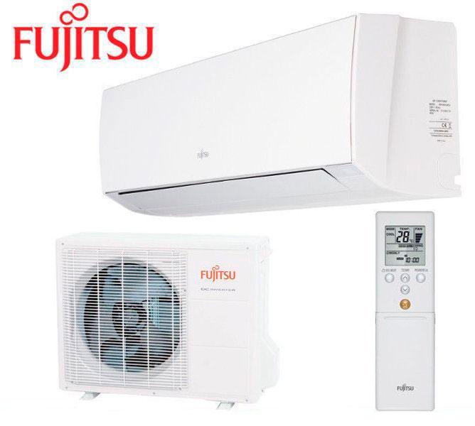 Fujitsu ASYG09LMCB + AOYG09LMCBN