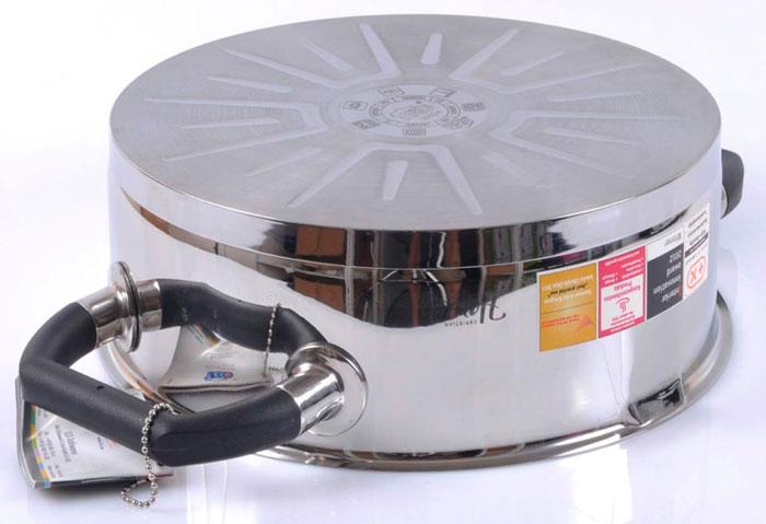 посуда с ферромагинтным сплавом для индукционных панелей