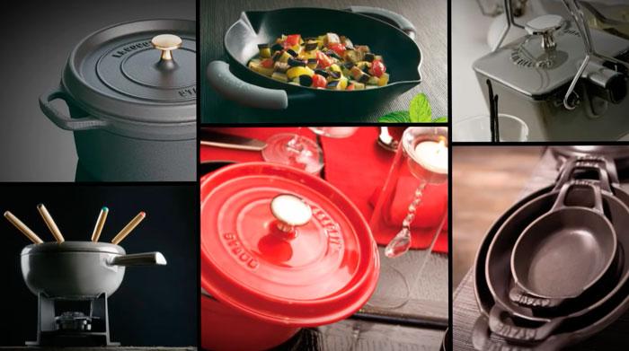 качественная чугунная посуда для индукционных плит