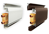 Установка теплого плинтуса — электрический и водяной вариант подключения.