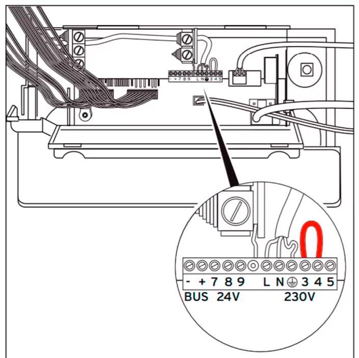 подключение термостата на газовом котле Vaillant