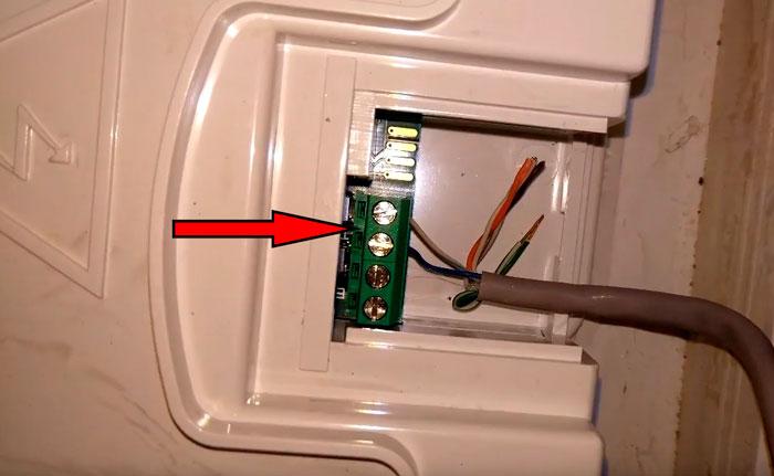 подключение термостата на газовом котле Bosch