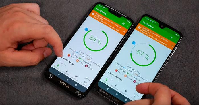 калибровка батареи на смартфоне