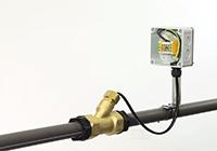 Монтаж греющего кабеля для обогрева труб внутри и снаружи.