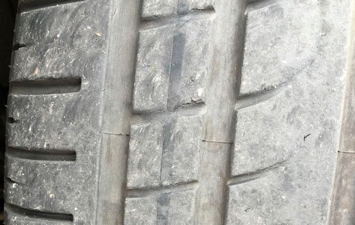 антистатическая полоска в автошинах