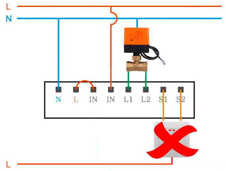ошибка при подключении реле акара для защиты от протечки