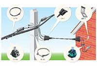 Таблицы аналогов арматуры для провода СИП по маркам разных производителей.