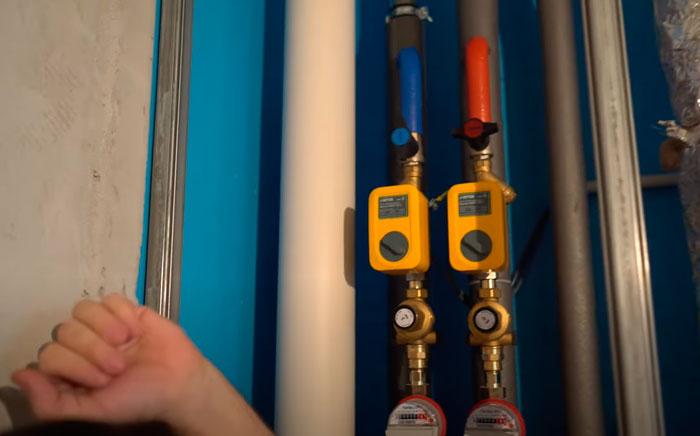 как запустить правильно проточный водонагреватель