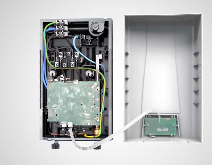 разбор проточного водонагревателя