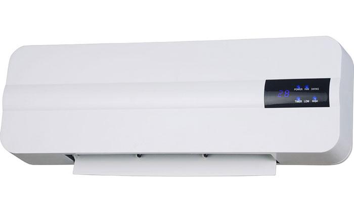 настенная модель тепловентилятора