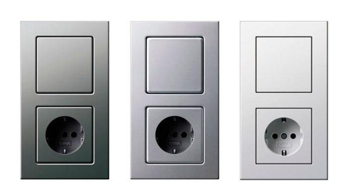 немецкий стандарт выключателей света и розеток