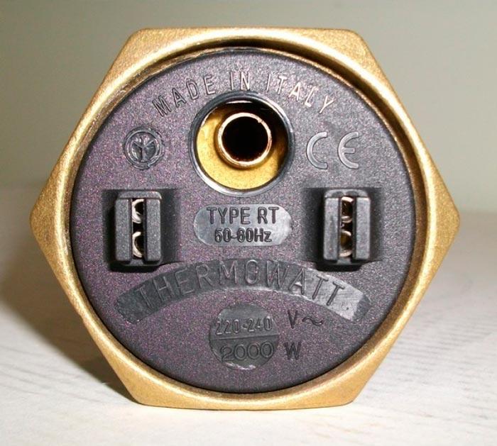 какой тэн лучше для батареи обогревателя
