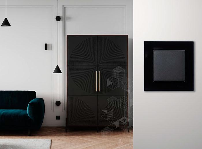 цвет рамок и выключателей в интерьере квартиры