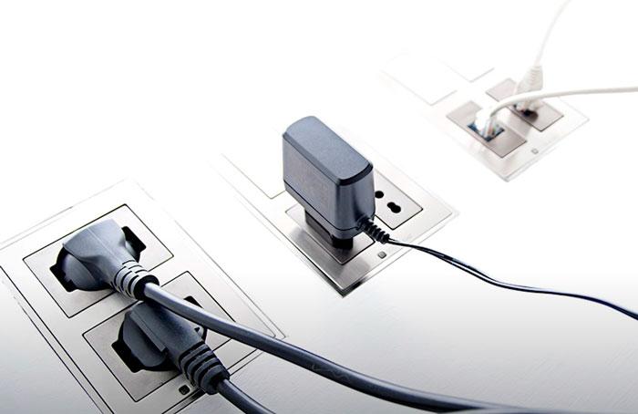 итальянский стандарт розеток и выключателей