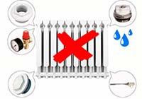 Как грамотно установить тэн в радиатор отопления — грубые ошибки.