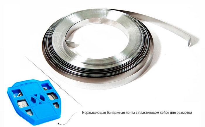 стальная лента для сип провода