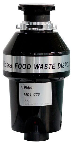 обзор измельчителя бытовых отходов Midea MD-1 C75
