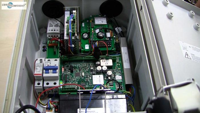 блок передачи данных для ИКЗ что внутри