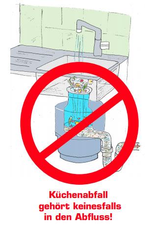 в каких странах нельзя подключать на кухне измельчитель бытовых отходов