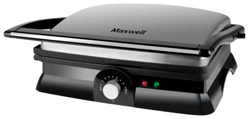 лучший недорогой гриль Maxwell MW-1960 ST