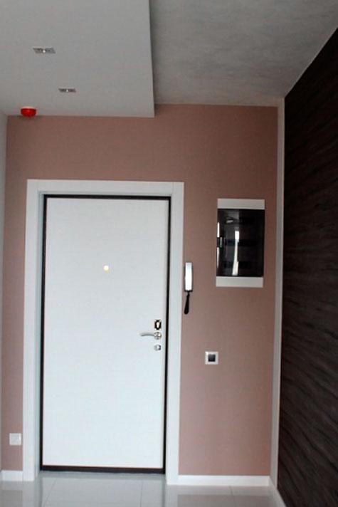 щитовая возле входной двери